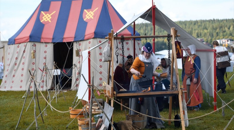 Häme Medieval Festival: A feast for a timeless romantic
