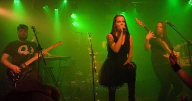 Keoma, The Silenced, Soulglass @ Bar Rock Bear