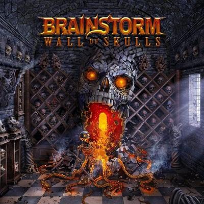 Brainstorm – Wall of Skulls