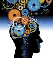 cervello pensiero