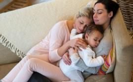 lesbiche lbgt affidi adozioni figlio