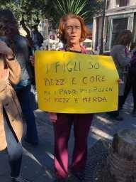 """Il messaggio della mobilitazione """"No Pillon"""""""