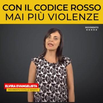 """Il Movimento 5 Stelle mente per intestarsi il """"Codice Rosso"""""""
