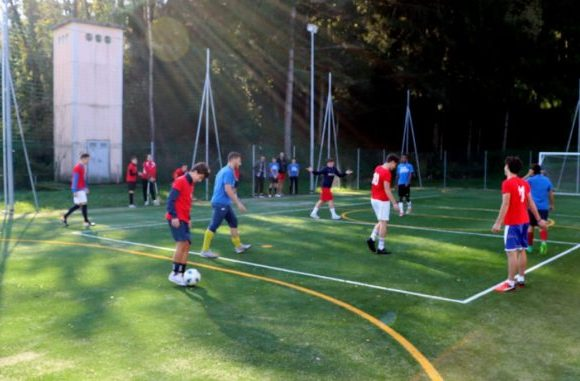 La maschilità tossica dei campi da calcio