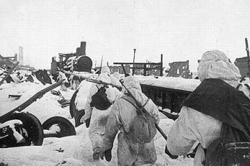 Churchill Stalingrad