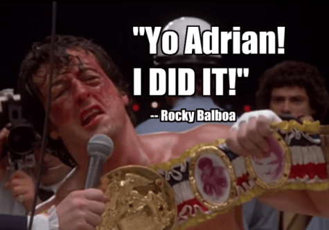 The 50 All-Time Greatest Sports Movie Quotes – Craig Zablo's
