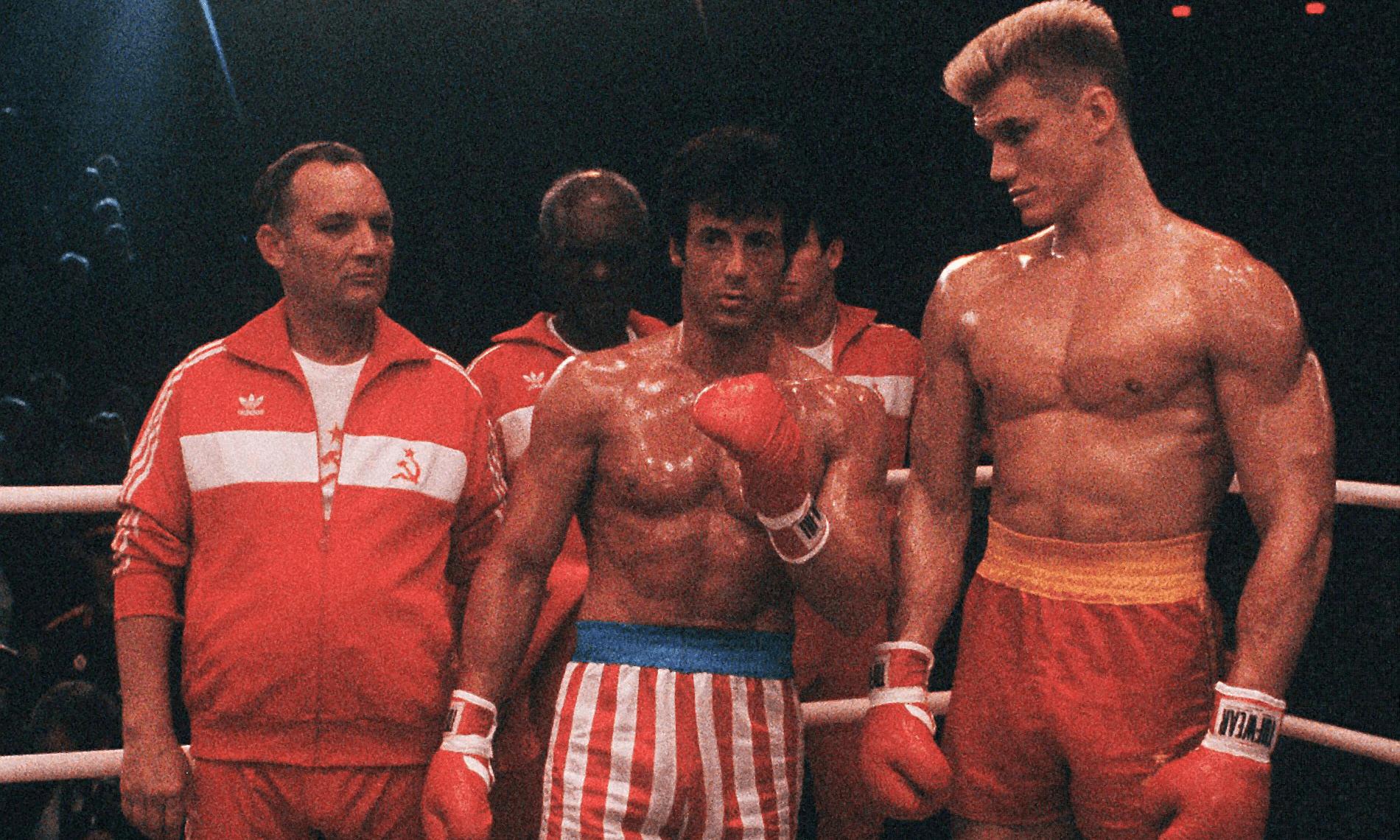 Rocky IV – Craig Zablo's StalloneZone