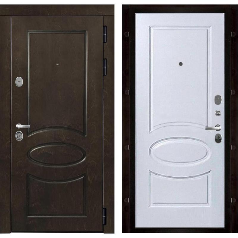 входные двери квартирные мдф