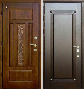 дверь стальная массив купить