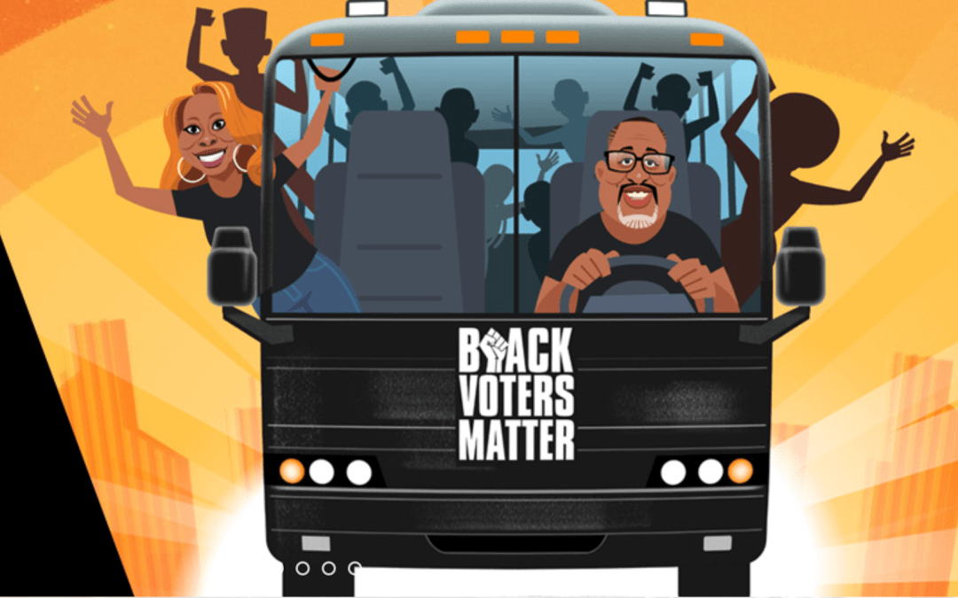 Black Voters Matter COVID-19 Vaccination Event