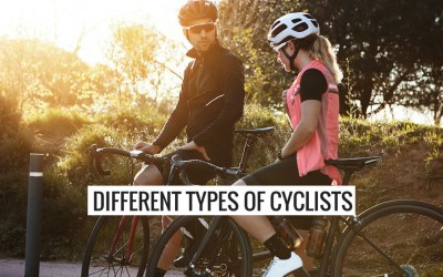 Different Types of Cyclists