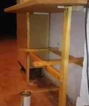 Küchenregal