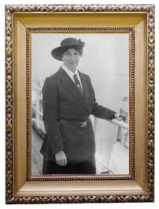 Olave Baden Powell rahm