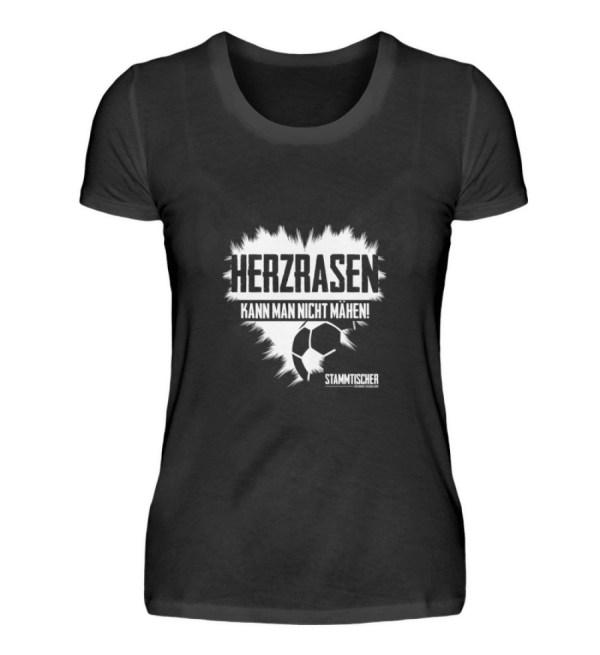 Herzrasen - Damen Shirt - Damenshirt-16