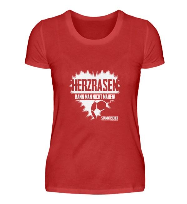 Herzrasen - Damen Shirt - Damenshirt-4