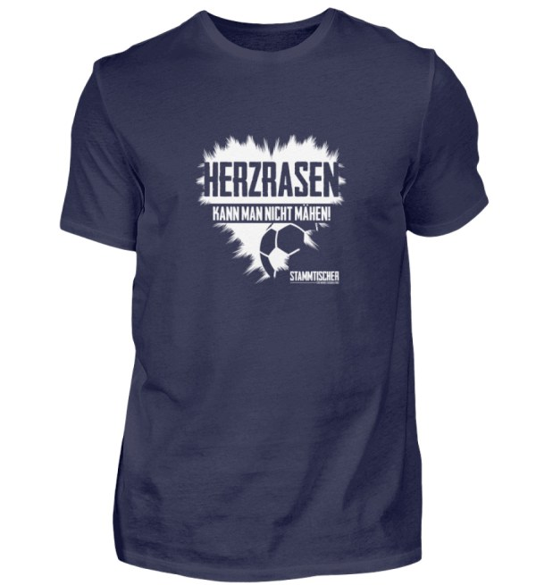 Herzrasen - Shirt - Herren Shirt-198