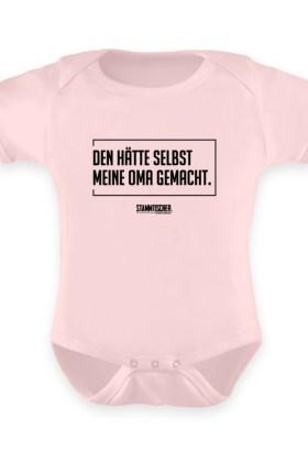 Oma – Babystrampler