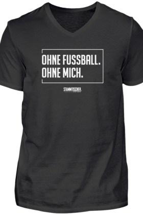 Fussball – V-Neck Shirt