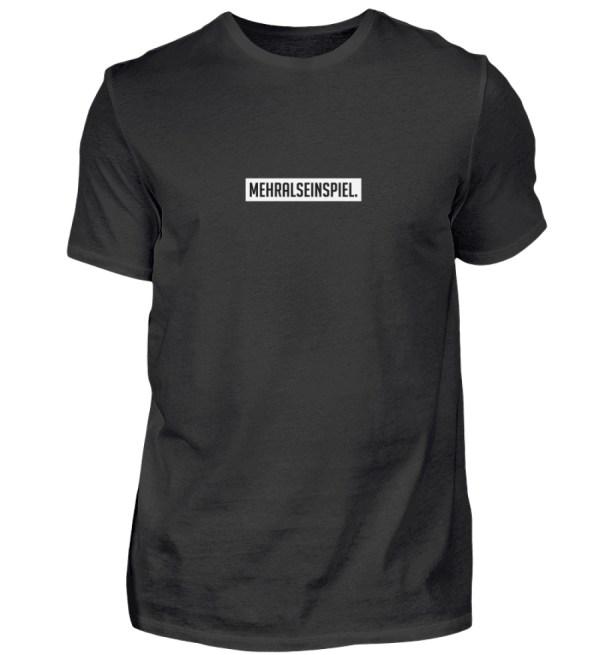 MehralseinSpiel - Shirt - neu - Herren Shirt-16