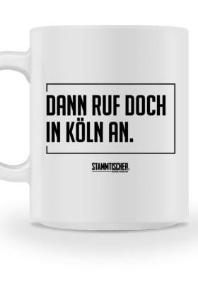 Köln – Tasse