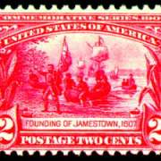 2¢ Founding of Jamestown