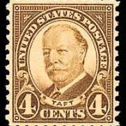 4¢ Taft