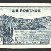 6¢ Crater Lake