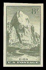 8¢ Zion