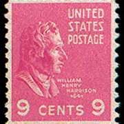 9¢ Harrison
