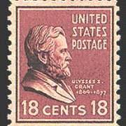 18¢ Grant