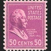 50¢ Taft