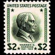 $2 W. Harding