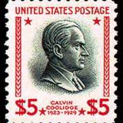 $5 C. Coolidge