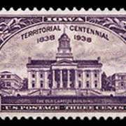 3¢ Iowa Territory