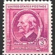 3¢ Ralph Waldo Emerson