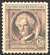 10¢ Samuel L. Clemens