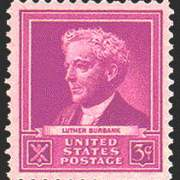 3¢ Luther Burbank