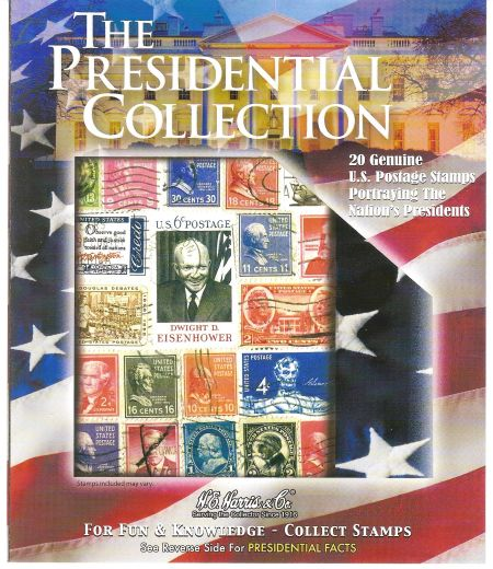 The Presidential Collection - Stamp Collection
