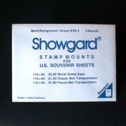 Showgard Stamp Mount WSE