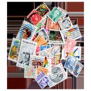 ZK- Packet of 50 United States Stamps