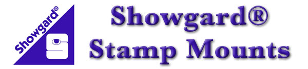 Showgard Stamp Mounts
