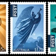 2016 Australia Christmas Stamps