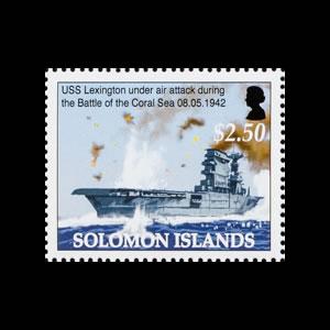 2005 Solomon Islands Stamp # 999