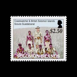 2005 Solomon Islands Stamp # 999c