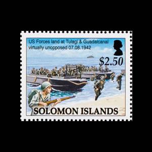 2005 Solomon Islands Stamp # 999d