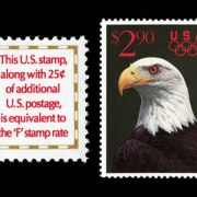 1991 U.S. Definitive Stamps