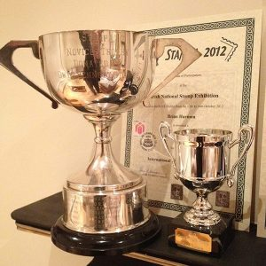 Gwyn Bennett Trophy (Novice Competition)