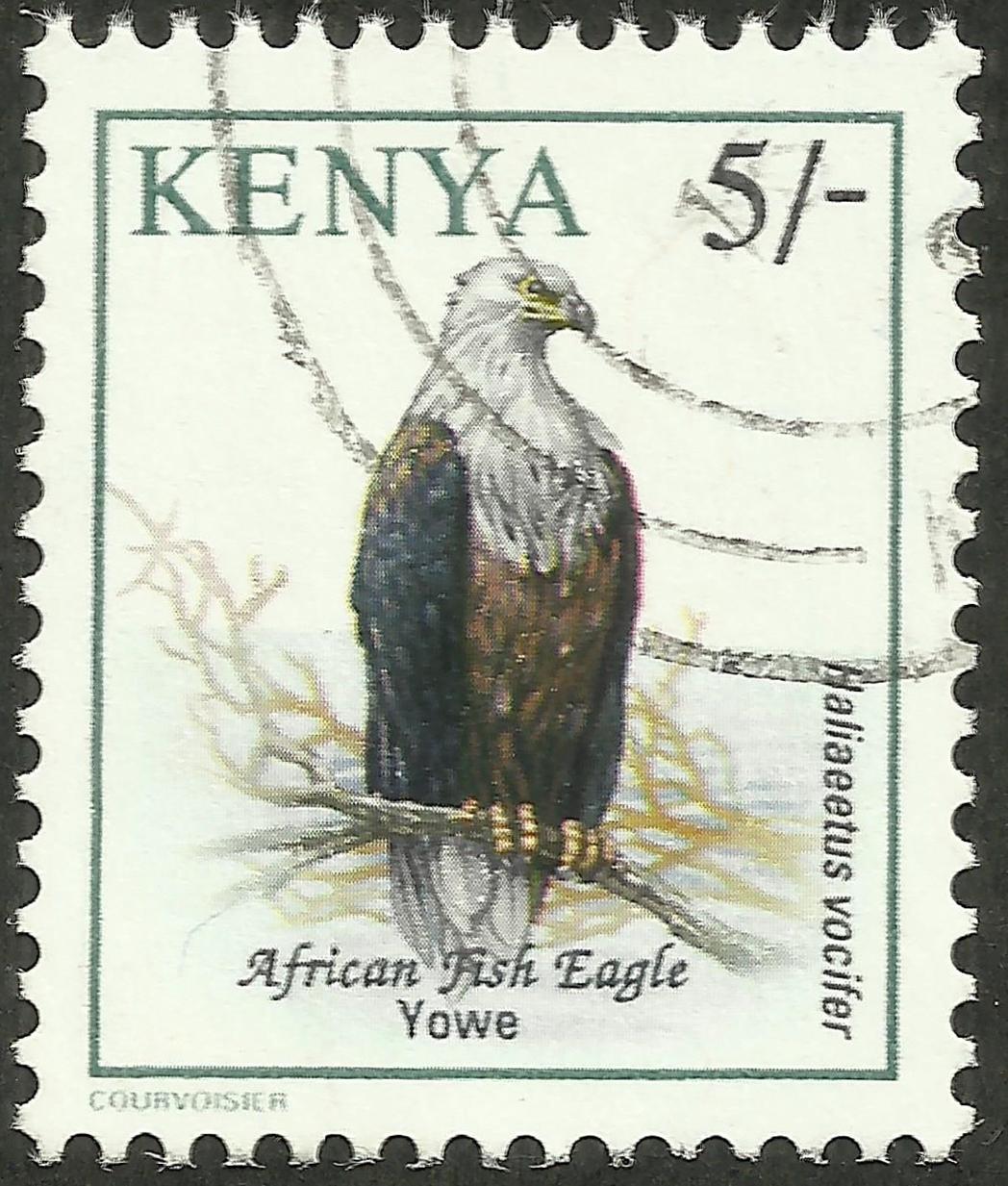 Kenya #601 (1994)