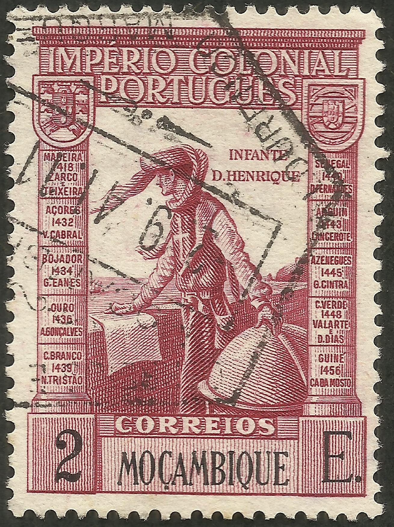 Mozambique #284 (1938)