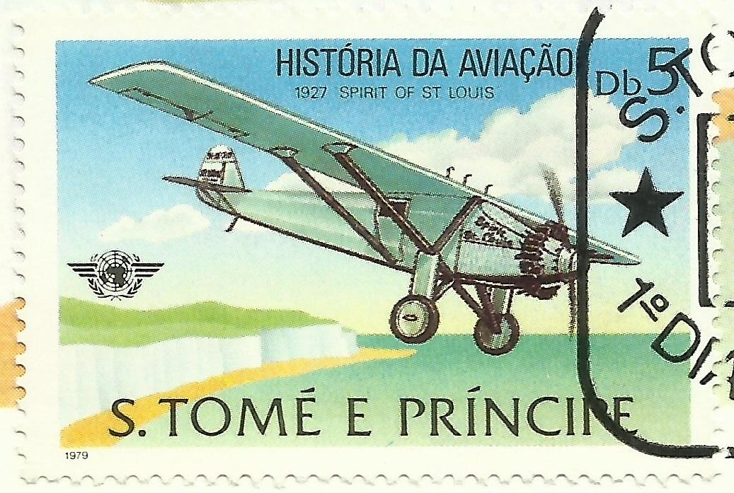 São Tomé & Príncipe #530 (1979)